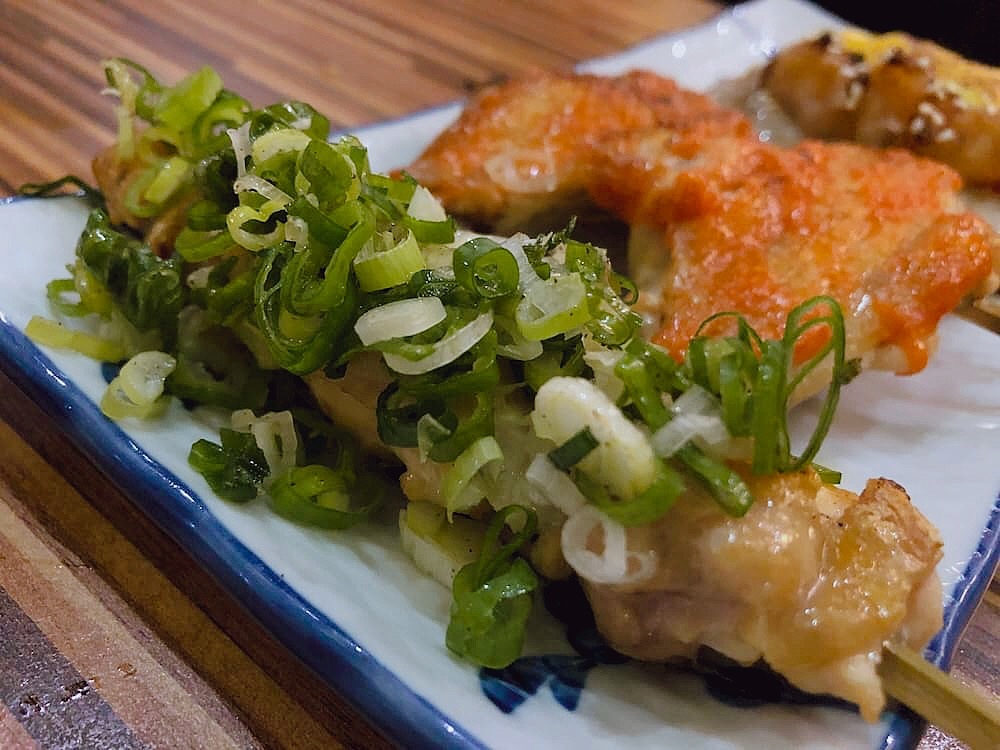 鳥樂串燒居酒屋- 醬物五種類